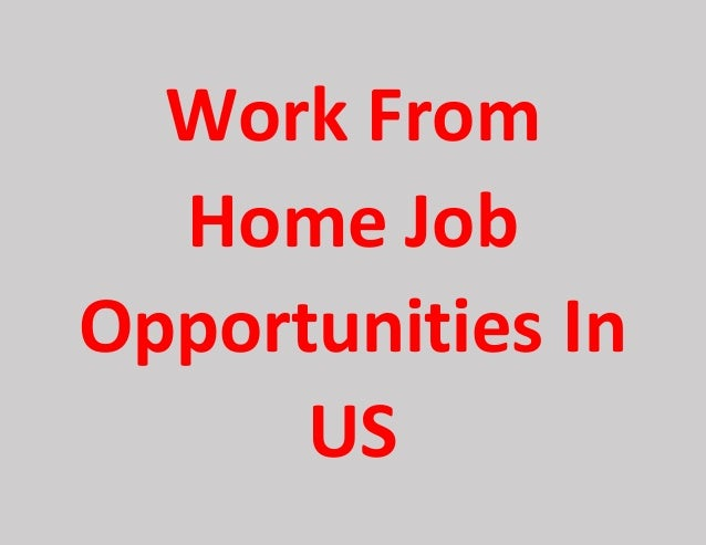 work from home us work from home job opportunities in us 1153