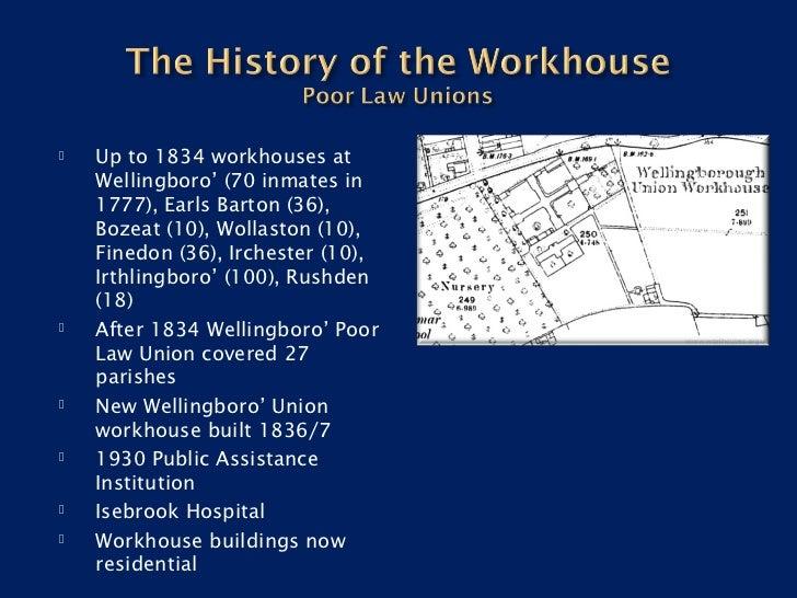Workhouses presentation