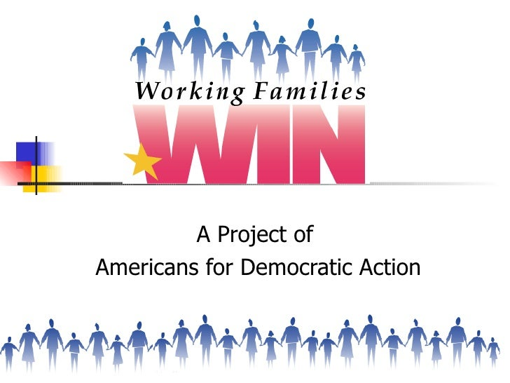 A Project of Americans for Democratic Action