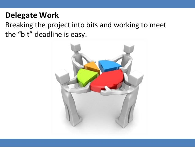19 delegate work