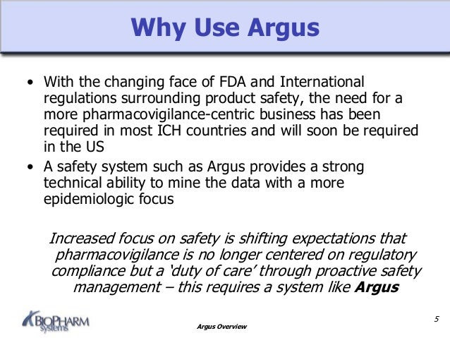 Working With Argus Safety In A Global Community