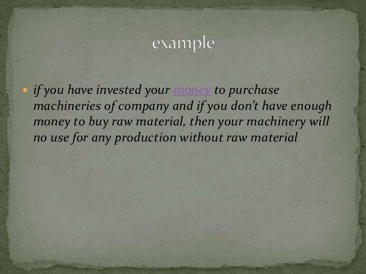  Working capital an be divided into two categories: Permanent working capital: It refers to that minimum amount of inve...