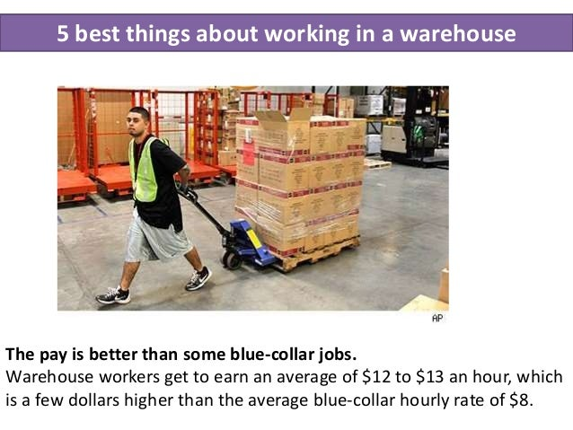 2dd0c274 ... warehouse can be worth your while; 3. 5 best things ...