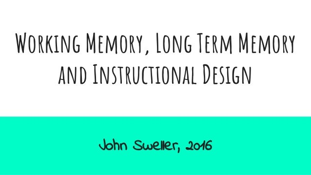 how to study for long term memory