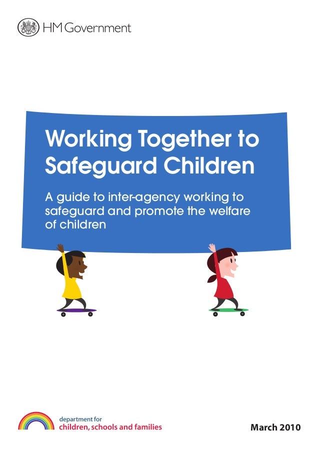 Unit 12 safeguarding welfare of children