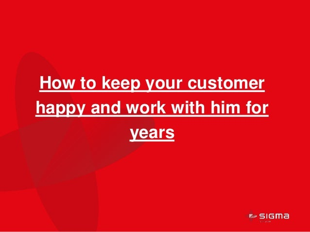 to keep your customers keep it Customer loyalty is one of the areas if you want to grow your business here are 9 tops tips to help you.