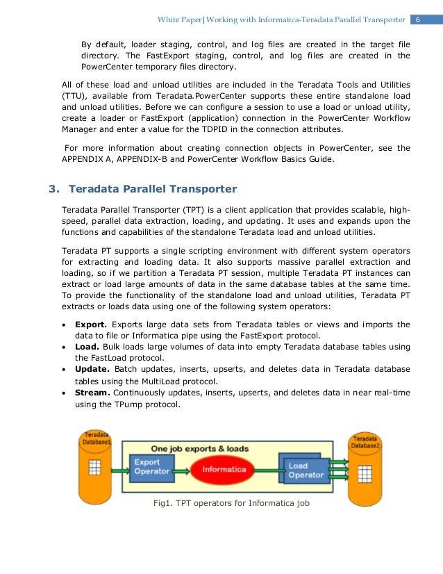 informatica teradata sample resume arun mathew thomas resume