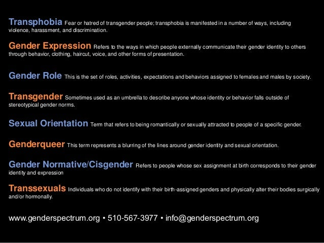 Comprehensive* List of LGBTQ+ Vocabulary Definitions