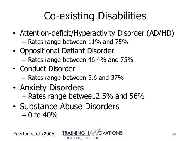 mental status exam oppositional defiant disorder Serving students with disruptive behavior disorders p aradoxically conduct disorder, oppositional defiant disorder, intermittent explosive disorder after a brief examination of the costs, classifications and characteristics, comorbidity, and prevalence of this category of mental health.