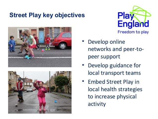 Working with Social Media - Steve Chown - Play England