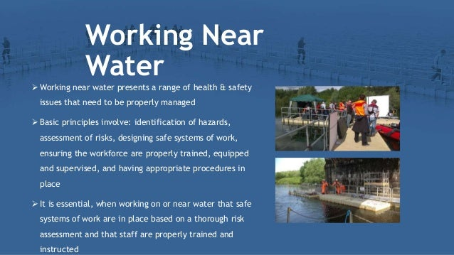 The Pontoon Amp Dock Company Working With Water