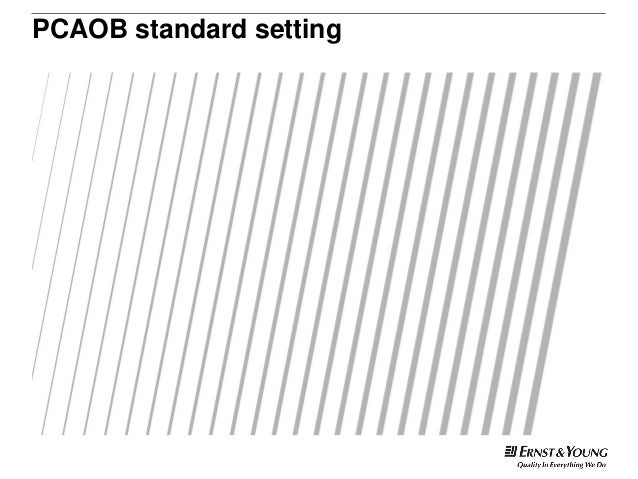 The Effect Of PCAOB Regulation On Your Audit Firm