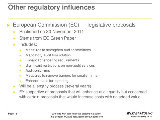 non audit services nas issues and effects How does joint provision of audit and non-audit services affect audit quality and  independence  for the provision of non-audit services (nas), with a particular  focus  and the potential effects on independence and the quality of audit  on  issues of competition, liability and regulation in the audit market.