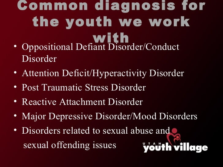 Sexually reactive disorder