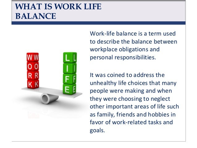 obtaining a work life balance To date there has not been a comprehensive discussion in the literature of work-life balance for the sport psychology consultant the number and complexity of roles often undertaken by consultants may lead to potential stress if roles conflict.