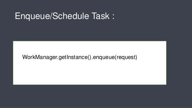 Workmanager PPTX