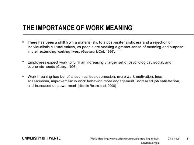 Motion and Time Study - University of Washington
