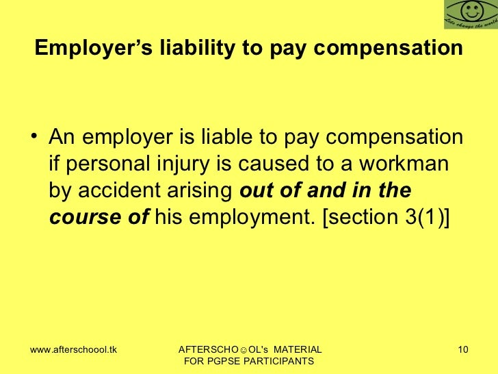 workmens compensation insurance The workers' compensation system is a form of no-fault insurance employees  have a right to receive workers' compensation benefits for job-related benefits.
