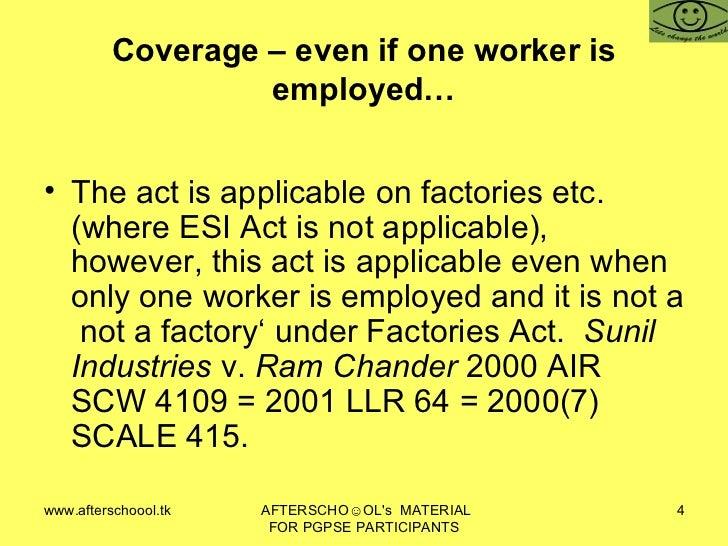 workmens compensation act 1923 2000-10-21 the workmen's compensation act, 1923  contents chapter i  preliminary  1 short title, extent and commencement 2 definitions chapter ii  workmen's compensation.