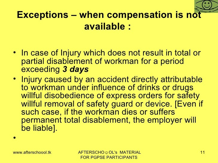 workmens compensation act Labour legislations warning: parameter 1 to modmainmenuhelper::buildxml() expected to be a reference, value given in /home/content/04/3735204/html/libraries/joomla.