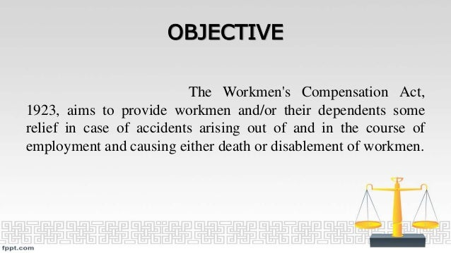 workmens compensation act Workers the workers' compensation system provides workers who are injured on the job with reasonable and necessary medical care read more.