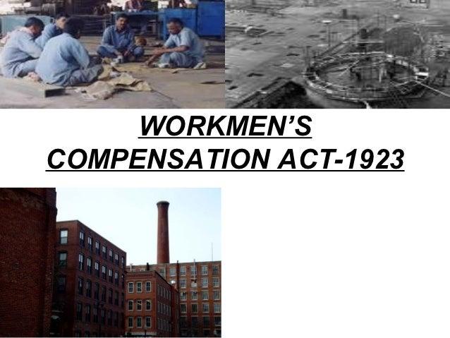 Workmens compensation law ghana essay
