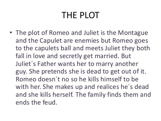 summary of romeo and juliet by william shakespeare