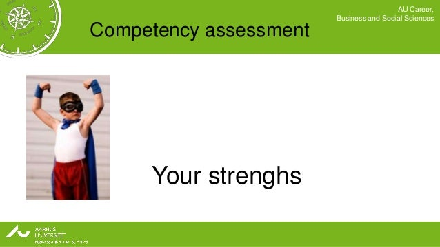 work out your competencies pp slides