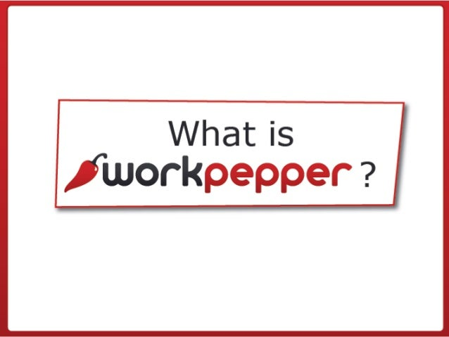 Workpepper; Learner Management Software. Improving delivery, reporting and compliance