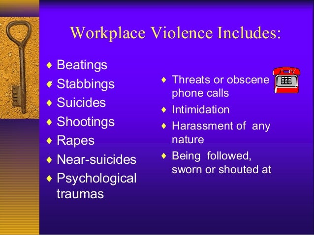 types of campus violence Defining the different types of violence last updated: november 20, 2015 4:13: 34 pm pst give feedback learn more about the different types of violence.