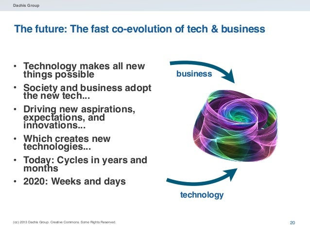Dachis Group  Driving systemic changes in business and IT  (cc) 2013 Dachis Group. Creative Commons. Some Rights Reserved....