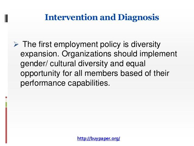 Phd thesis on workforce diversity