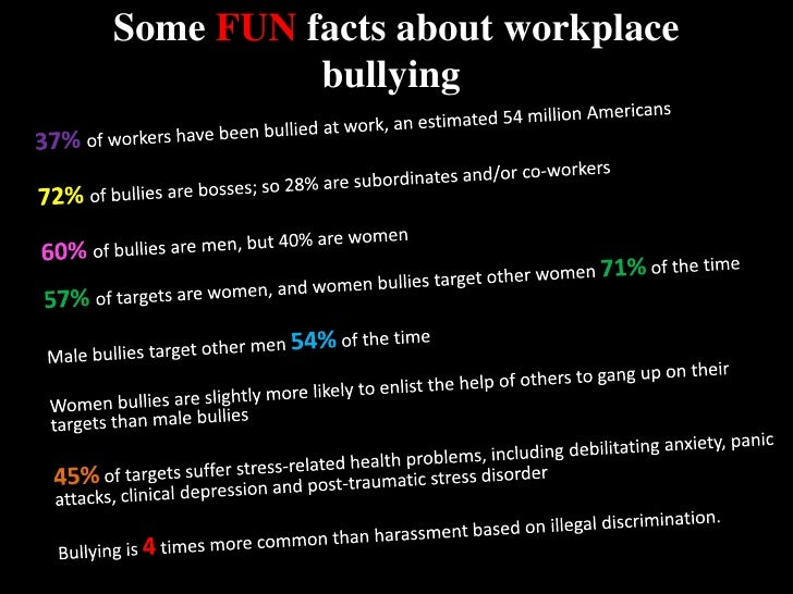 what is workplace bullying pdf