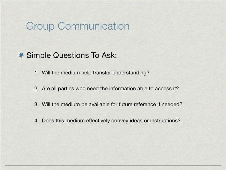 Workplace Communication Generic