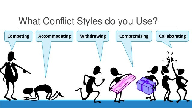 interpersonal conflict management styles What is conflict management - definition, styles what is interpersonal conflict interpersonal conflict occurs when a person what is interpersonal conflict.