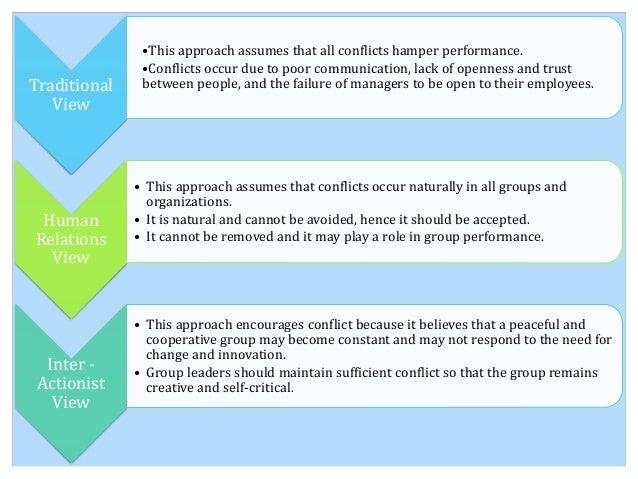 5 Conflict Management Strategies
