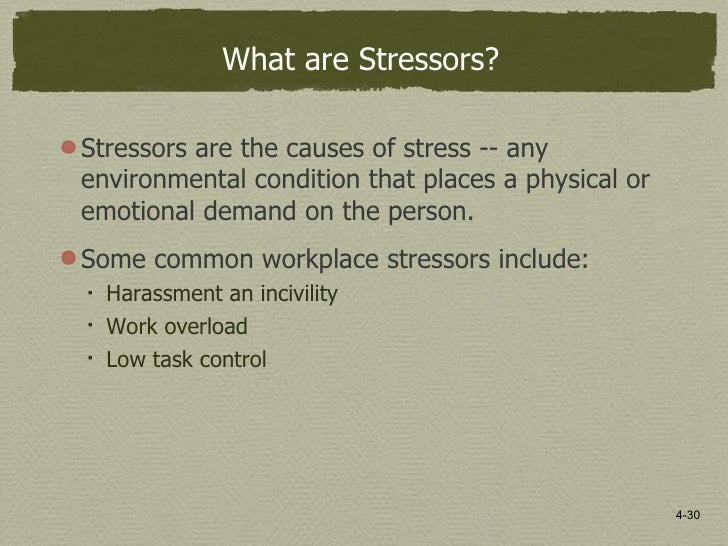 Pros and cons of stress overload