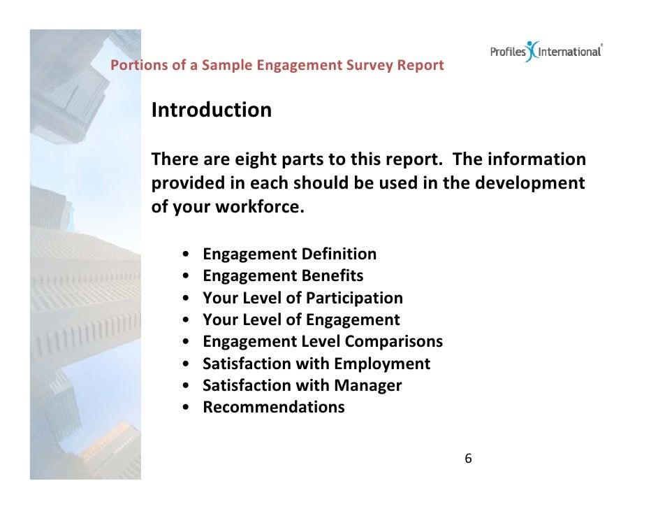 workplace engagement survey - presentation, Presentation templates