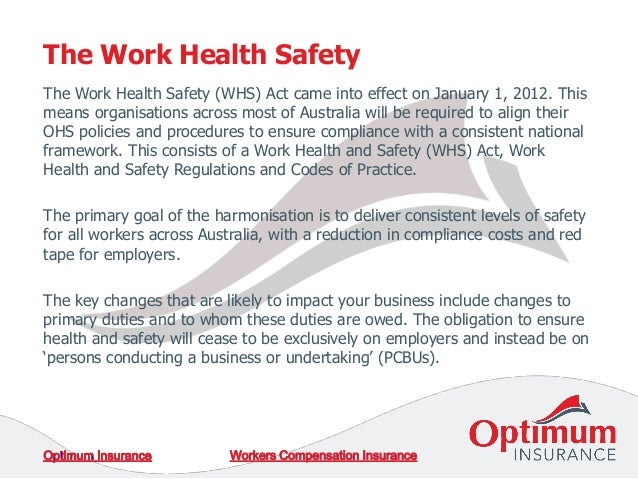 Purpose of following health safety and security procedures in a business environment