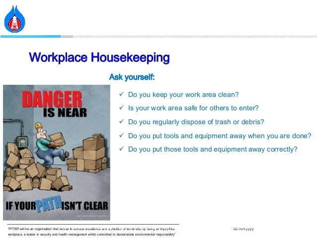 housekeeping position
