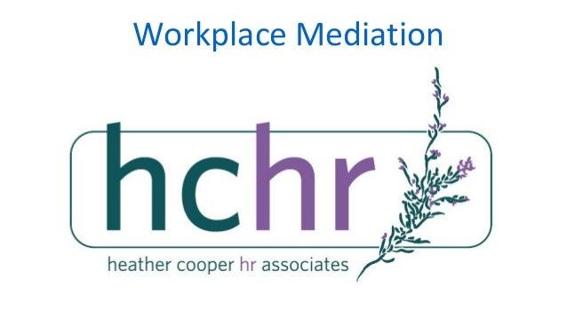 Workplace Mediation Programs