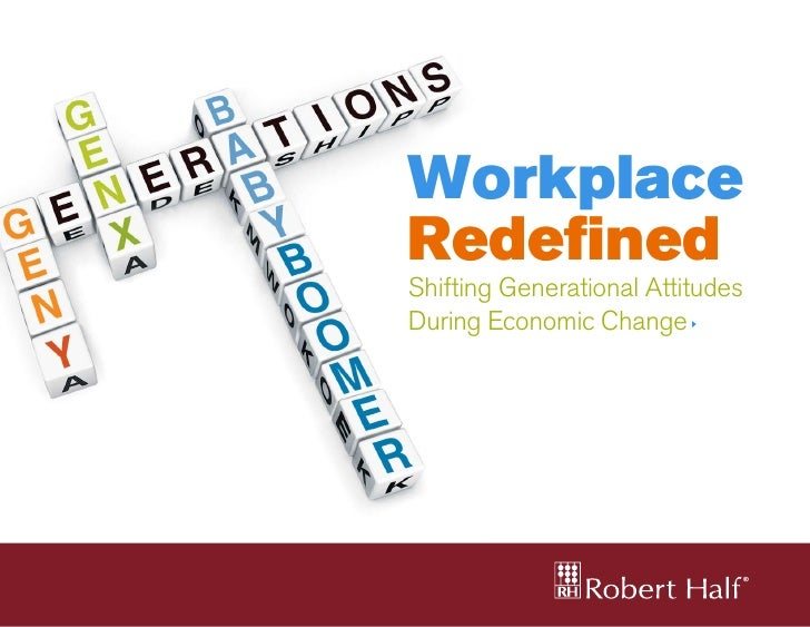 Workplace Redefined Shifting Generational Attitudes During Economic Change                                     1          ...