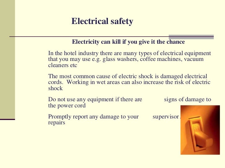 safety and security in housekeeping Sop-fo-16 : electronic locker safe opening  sop-fb-59 : employee food  safety training record  sop-hk-39 : safety and security of housekeeping.