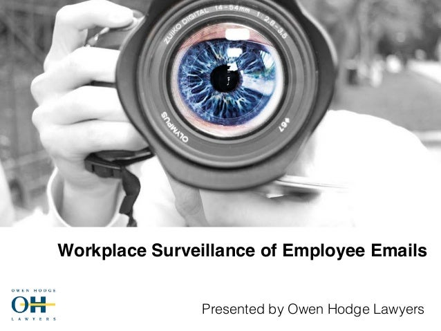 electronic surveillance at the workplace Electronic monitoring in the workplace: controversies and solutions,2005, (isbn 1591404568, ean 1591404568), by weckert j.