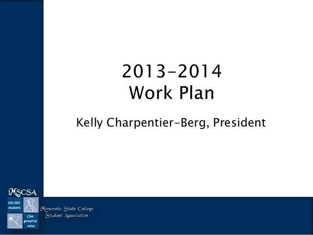 Kelly Charpentier-Berg, President