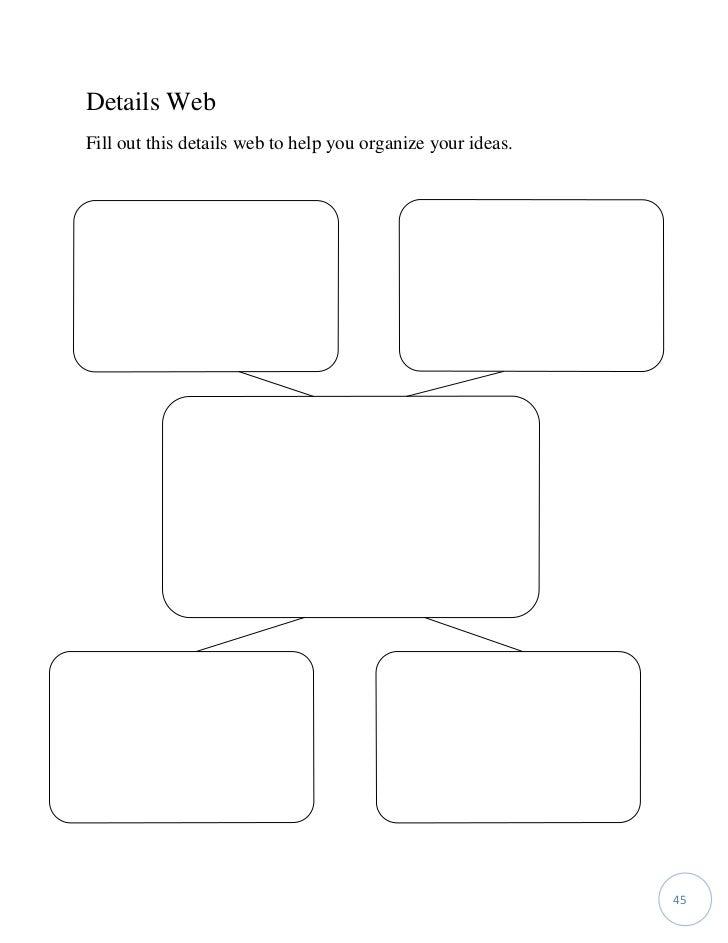 A 5th grade writing web diagram complete wiring diagrams work sample first grade detective descriptives writing workshop tasha rh slideshare net essay web diagram create a web diagram ccuart Gallery