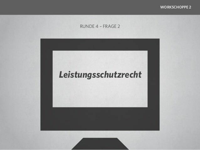 WORKSCHOPPE 2RUNDE 4 – FRAGE 3      Bit
