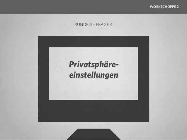 WORKSCHOPPE 2RUNDE 4 – FRAGE 5  Google