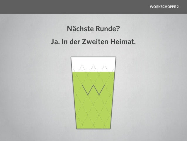 WORKSCHOPPE 2  www.workschoppe.dewww.quäntchen-und-glück.de