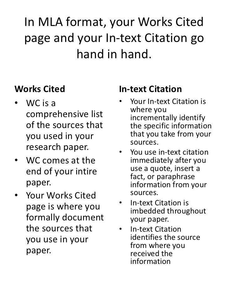 mla essay in text citations How to format in-text citations in mla style (8th ed).